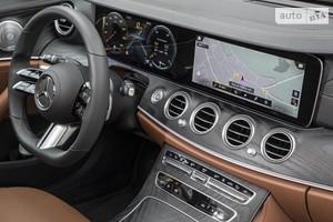 Mercedes-Benz E-Class 200 9G-Tronic (197 л.с.)