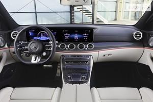 Mercedes-Benz E-Class 300de 9G-Tronic (306 л.с.)