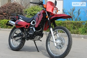 Musstang MT 125 Dingo XL
