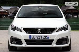 Peugeot 308 New 1.5 BlueHDi АТ (130 л.с.) Start/Stop Allure Pack