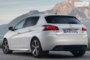 Peugeot 308 New 1.5 BlueHDi АТ (130 л.с.) Start/Stop Active Pack