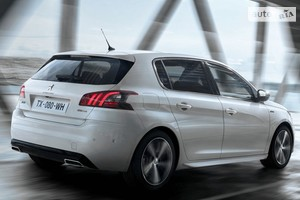 Peugeot 308 New 1.6 HDi МТ (92 л.с.) Active Pack
