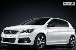 Peugeot 308 New 1.5 BlueHDi 8АТ (130 л.с.) Start/Stop Allure Pack