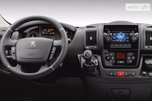 Peugeot Boxer пасс. 440 2.0 BlueHDi MT (160 л.с.) L4H2