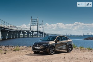 Renault Arkana 1.3 TCe CVT (150 л.с.) Intense