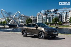 Renault Arkana 1.3 TCe CVT (150 л.с.) 4WD Intense