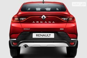 Renault Arkana 1.6i MT (114 л.с.) Life