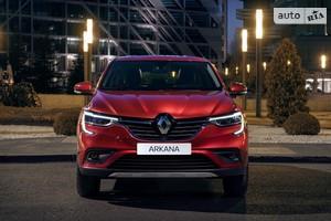 Renault Arkana 1.6i MT (114 л.с.) Zen