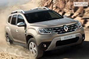 Renault Duster 1.6 MT (115 л.с.) AWD Ultramarine