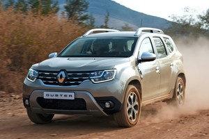 Renault Duster 1.6 MT (115 л.с.) ГБО AWD Life