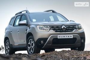 Renault Duster 1.5 D MT (110 л.с.) AWD Ultramarine