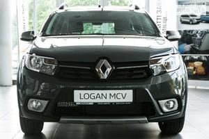 Renault Logan Stepway 0.9 AT (90 л.с.) Zen