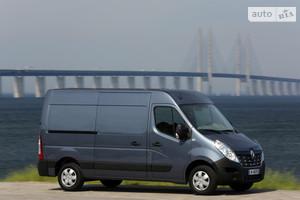 Renault Master груз. 2.3D MT (150 л.с.) L3H1 3500 PCC 1L3 4 F6