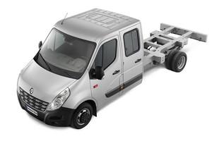 Renault Master груз. 2.3D MT (150 л.с.) L3H1 3500