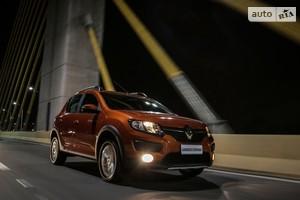 Renault Sandero StepWay 0.9TCe 5РКП (90 л.с.) Life+