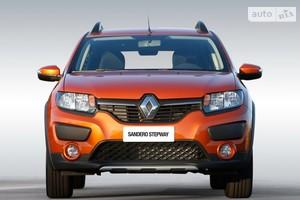 Renault Sandero StepWay 0.9TCe 5MT (90 л.с.) Life+