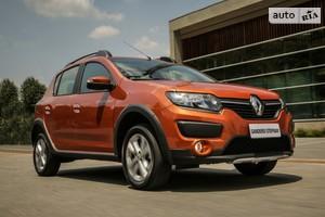 Renault Sandero StepWay 1.5DСi 5МТ (90 л.с.) Life+