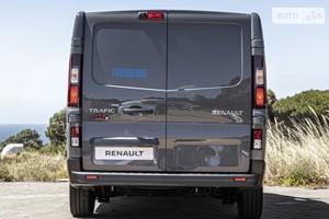 Renault Trafic груз. 1.6dCi MT (115 л.с.) L2H1 Comfort