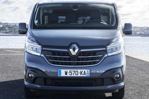Renault Trafic груз. 1.6dCi MT (115 л.с.) L1H1 Comfort