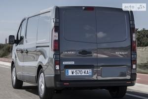 Renault Trafic груз. 1.6dCi  MT (140 л.с.) Start&Stop L2H1 Comfort