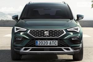 SEAT Ateca 2.0 TDI DSG (150 л.с.) 4Drive FR