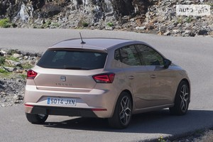SEAT Ibiza 1.6 MPI MT (110 л.с.) Style