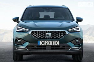 SEAT Tarraco 2.0 TDI CR DSG (200 л.с.) AWD FR