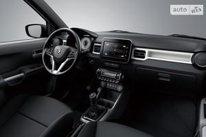 Suzuki Ignis 1.2i Dualjet MT (83 л.с.) Hybrid GL