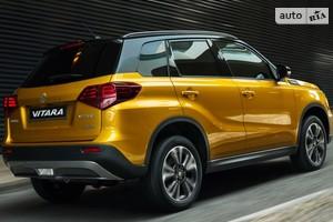 Suzuki Vitara 1.6 AT (117 л.с.) 4WD GLX