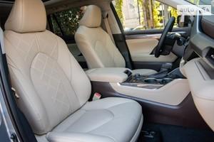 Toyota Highlander 3.5i Dual VVT-iW AT (249 л.с.) DTC AWD-S Elegance