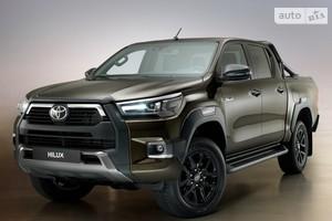 Toyota Hilux 2.8 D-4D AT (204 л.с.) AWD Premium