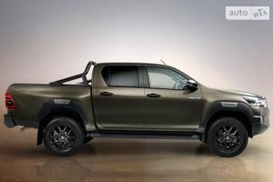 Toyota Hilux 2.4 D-4D MT (150 л.с.) AWD Business