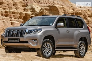 Toyota Land Cruiser Prado FL 4.0 Dual VVT-i AT (282 л.с.) 4WD Prestige+