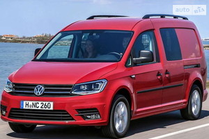 Volkswagen Caddy груз. 2.0 TDI AT (75 kw) Basis