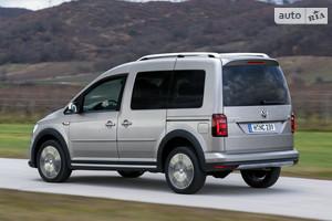 Volkswagen Caddy пасс. 2.0 TDI DSG (75 kw) Maxi Trendline
