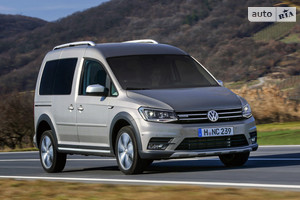 Volkswagen Caddy пасс. 2.0 TDI DSG (75 kw) Maxi Trendline