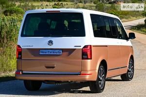 Volkswagen Caravelle 2.0 TDI MT (150 л.с.) 6s Comfortline