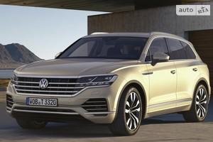 Volkswagen Touareg 3.0 TDI AT (286 л.с.) AWD Elegance