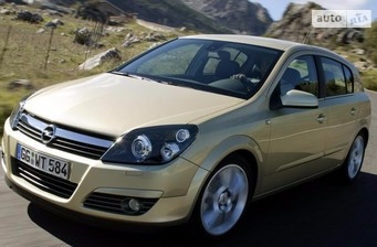 Opel Astra H