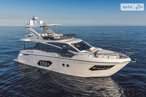 Absolute Flybridge 1-е поколение Яхта