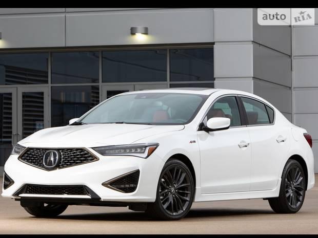 Acura ILX 1-е поколение (2 рестайлинг) Седан