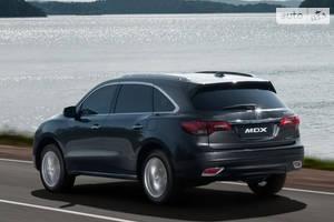 Acura mdx 3 поколение Хэтчбек