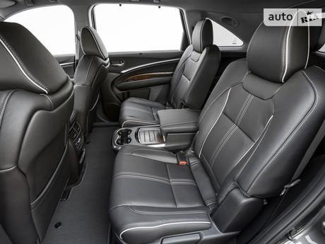 Acura MDX 2021