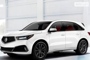 Acura mdx IV поколение (рестайлинг) Кроссовер