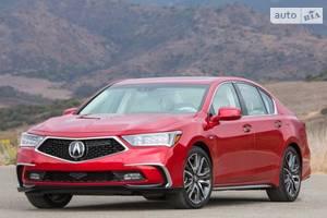 Acura rlx 1 поколение (рестайлинг) Седан