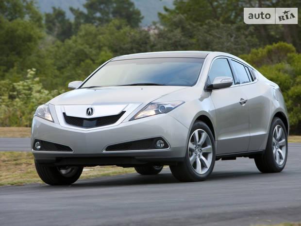 Acura ZDX 1 поколение Лифтбэк