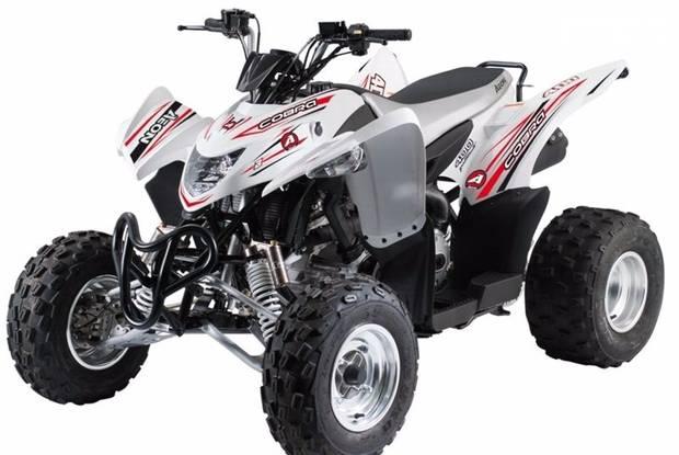 Aeon Cobra 2 поколение Квадроцикл