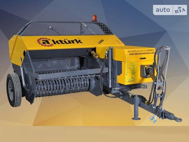 Akturk A3000 1-е поколение Пресс-подборщик