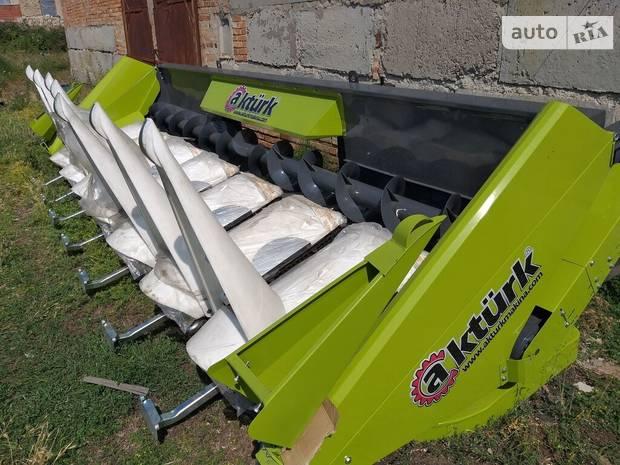 Akturk Claas 1-е поколение Жатка кукурузная