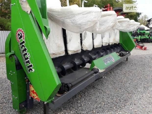 Akturk John Deere 1-е поколение Жатка кукурузная
